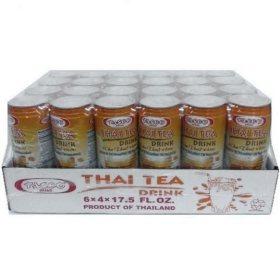 Tasco Thai Tea Drink (17.5oz / 24pk)