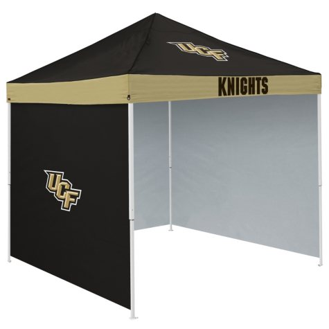 NCAA Central Florida Tent with Team Side Panel