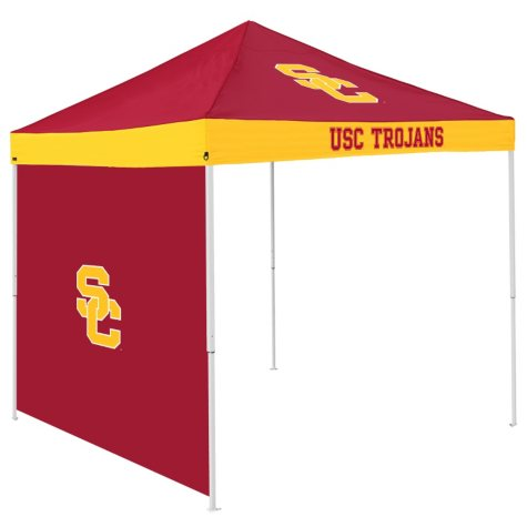 NCAA Southern California Tent with Team Side Panel