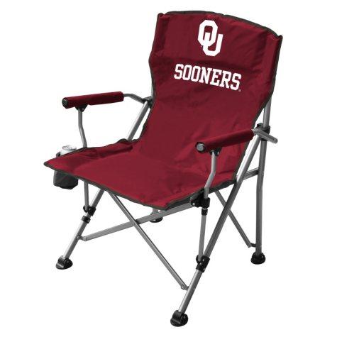 NCAA Oklahoma Sideline Chair