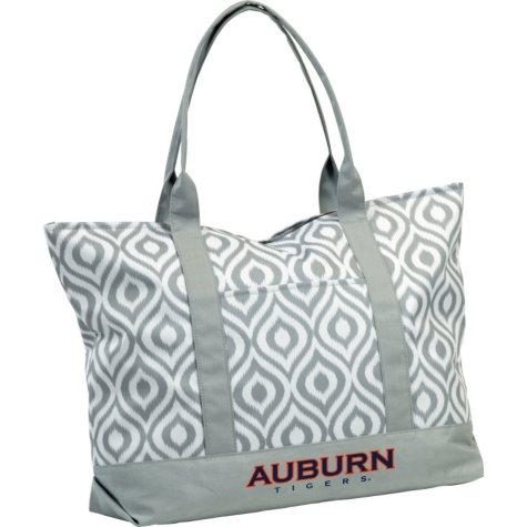 Auburn Ikat Tote