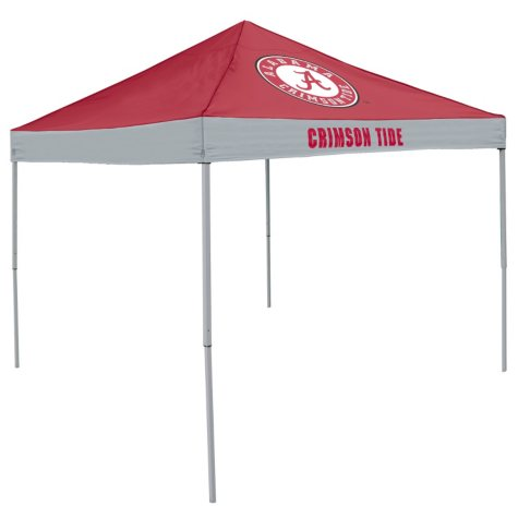 9x9 NCAA Alabama Canopy