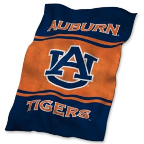 "NCAA Licensed Ultrasoft Blanket, 84"" x 54"" (Choose Your Team)"