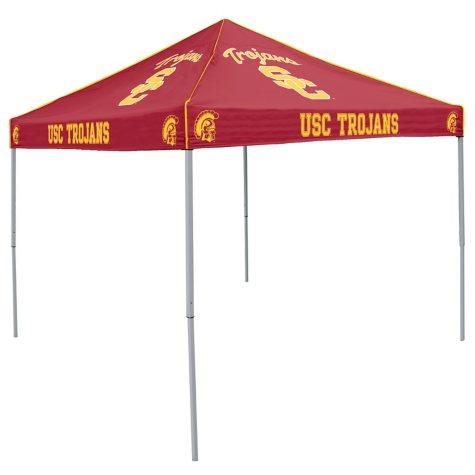 9x9 NCAA Southern Cal Cardinal Canopy