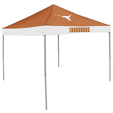 9x9 NCAA Texas Canopy