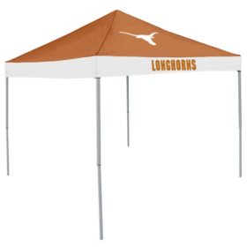 9x9 NCAA Texas Canopy