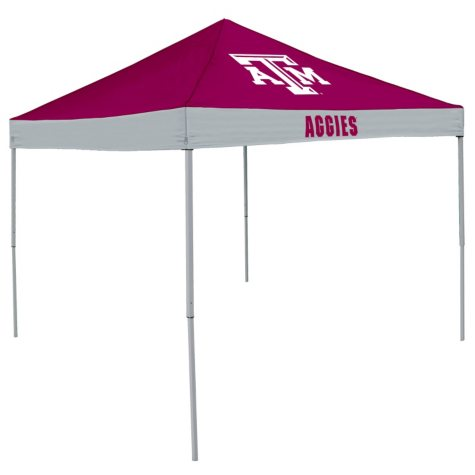 9x9 NCAA TX A&M Canopy