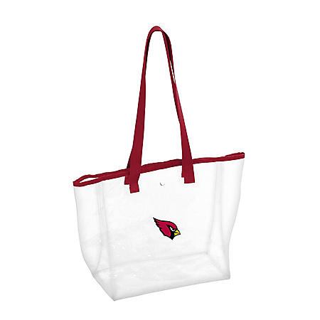 Clear Stadium Tote (Choose your team)
