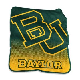 "NCAA Plush Raschel Throw 50"" x 60"" (Assorted Teams)"
