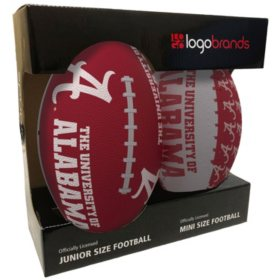 NCAA Tailgating Football Combo Pack - Choose your Team