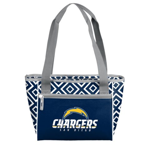 San Diego Chargers 16-Can Cooler Tote