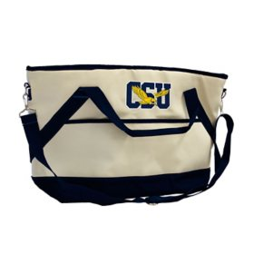 NCAA Canvas Cooler Tote - Coppin State University