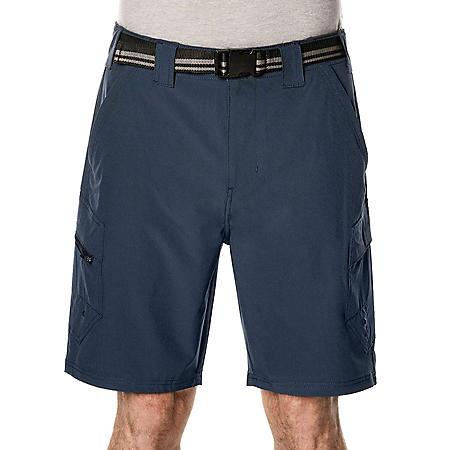 Denali Men's Multi Pocket Cargo Short