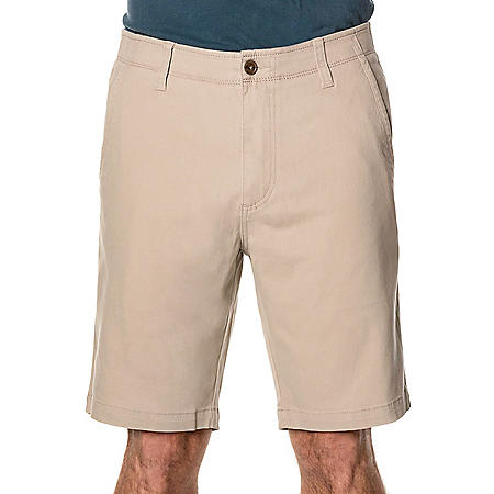 Iron Clothing Men's Flat Front Short