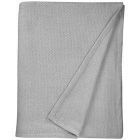 Brielle Nimbus Cotton Blanket (Assorted Colors)