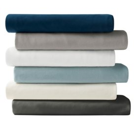 Brielle Home Cotton Jersey Sheet Set (Various Sizes and Colors)
