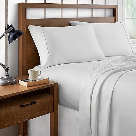 Brielle Viscose From Bamboo Sheet Set (Various Colors and Sizes)