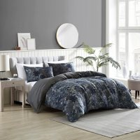 Brielle Home Camila Floral Printed Comforter Set (Assorted Sizes)