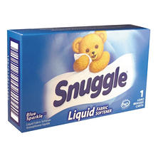 Snuggle Liquid Fabric Softener, Original, 1-Load Vend-Box (100 ct.)