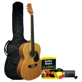 Acoustic Guitar For Dummies Starter Package