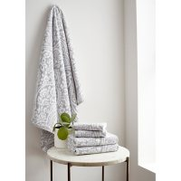 Martha Stewart 4-Piece Hand and Wash Towel Set (Various Colors)