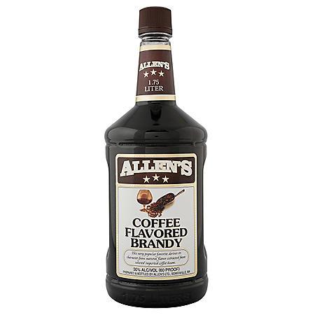 Allen's Coffee Brandy (1.75 L)