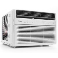 Deals on Midea 8,000 BTU Room Window Air Conditioner w/Wifi & Voice Control