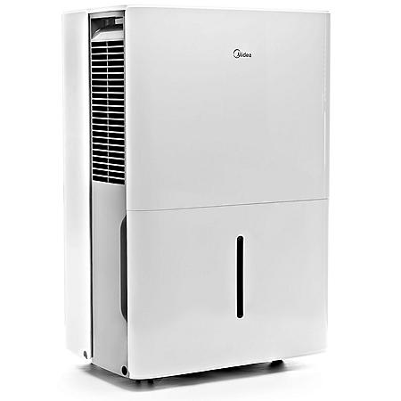 Midea 70-Pint Dehumidifier with Pump