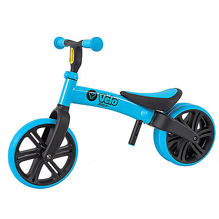 Yvolution Y Velo Toddler Balance Bike, No-Pedal Balance Bike (18 Months to 4 Years)