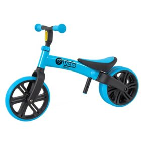Yvolution Y Velo Toddler Balance Bike, No-Pedal Balance Bike (18 Months to 4 Years)