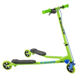 Yvolution Y Fliker A1 Three Wheels Swing Wiggle Scooter  - 5 Years +