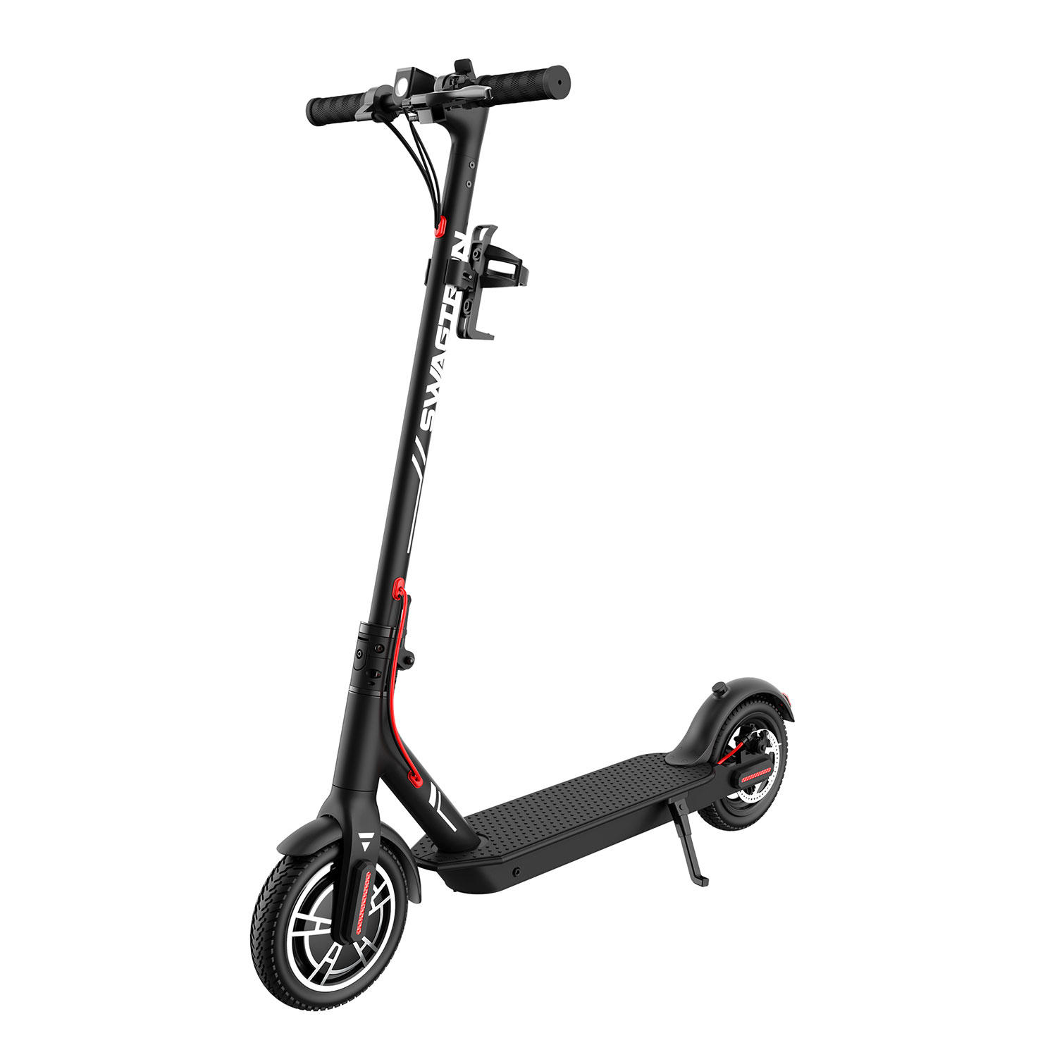 Swagtron App-Enabled Swagger 5 Boost Commuter Electric Scooter