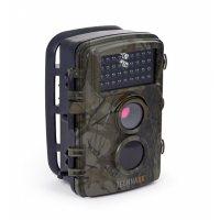 Technaxx Nature Wild TX-69 Battery Security Camera, Black
