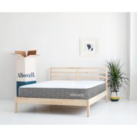 "The Allswell Luxe 12"" Medium-Firm Hybrid California King Mattress"
