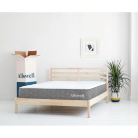 "The Allswell Luxe 12"" Medium-Firm Hybrid Twin XL Mattress"