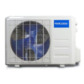 DIY 3rd Gen 23,000 BTU 20 SEER Energy Star Ductless Mini-Split Air Conditioner and Heat Pump with 25' Install Kit 230V