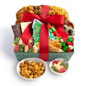 Golden State Fruit Caramel Crunch Grand Gift Box