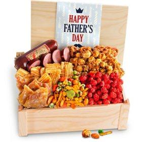 Dad's Favorite Snacks Crate
