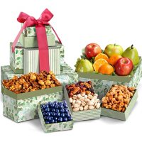 Fruitfully Yours Gift Tower
