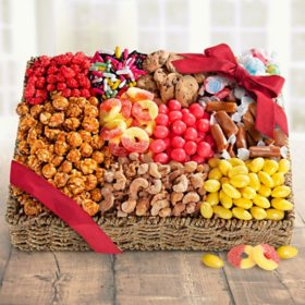 Sweets and Snacks Gift Tray