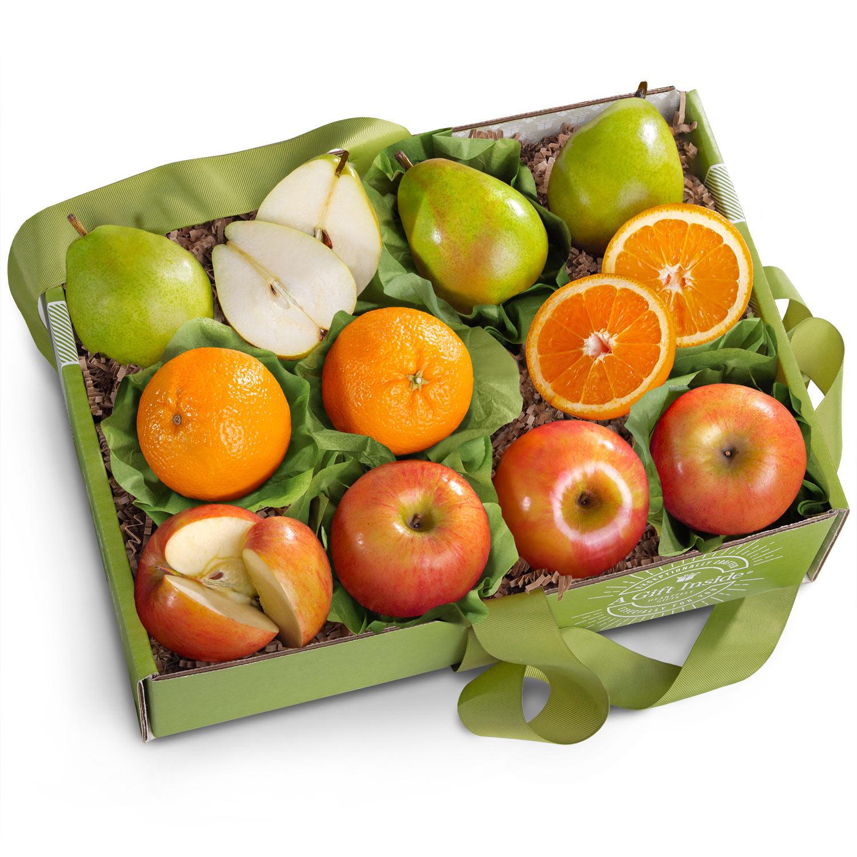 Golden State Fruit Organic Catalina Trio Grande Fruit Gift