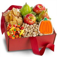 Golden State Fruit Harvest Celebration Fruit and Sweets Gift Box