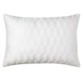 CosmoLiving by Cosmopolitan Prana Tencel Quilted Pillow (Jumbo or King)