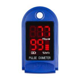GuruNanda Finger Pulse Oximeter