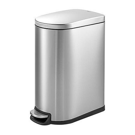 Qualiazero 40L / 10.6 Gallon Slim Step Can
