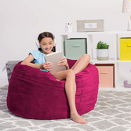 3 FT KIDS BEAN BAG REMOVABLE COVER