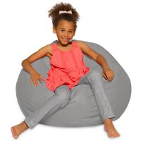 Posh Creations Large Bean Bag Chair (Assorted Colors)