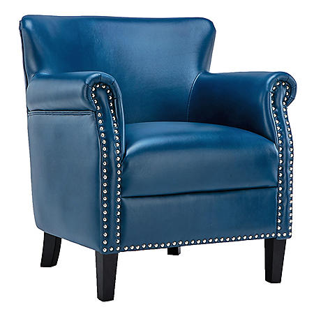 Hallie Club Chair (Assorted Colors)