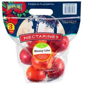 Yellow Nectarines (3 lbs.)