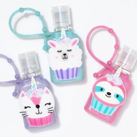 Adore™  Hand Sanitizer with Unicorn Silicone Carry Case (15 ct.)
